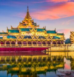 How is SD-WAN a good fit for Myanmar?
