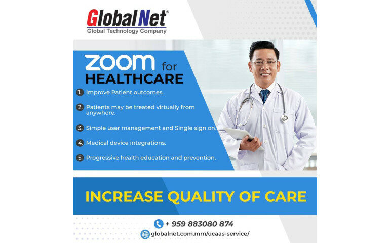 Zoom for Healthcare