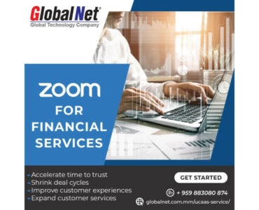 Zoom for Financial Services