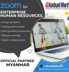 Zoom for Enterprise Human Resource